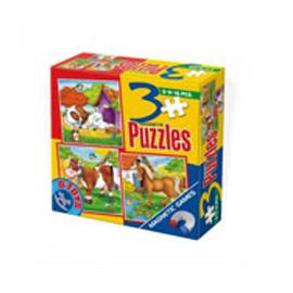 Jocuri si puzzle copii
