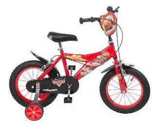 """Toim - Bicicleta 14"""" Cars"""