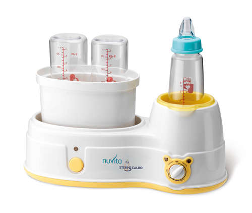 Nuvita - Incalzitor si sterilizator pentru biberoane