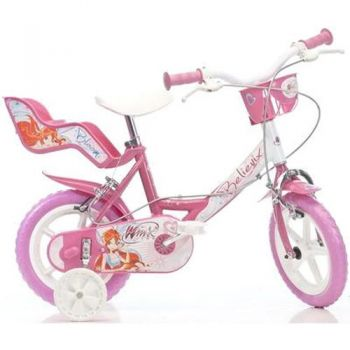 Dino Bikes - Bicicleta Winx 124 RL