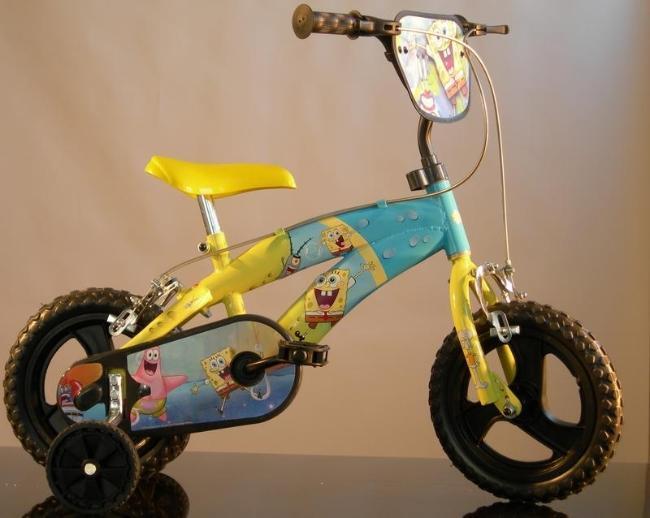 Dino Bykes - Bicicleta Spongebob 12