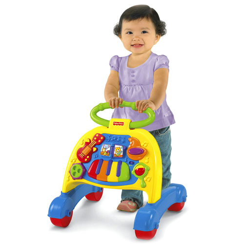 Fisher Price - Premergator 2 in 1 Musical Walker