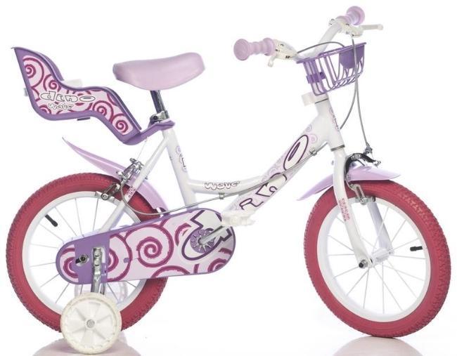 Dino Bykes - Bicicleta 14 serie 24