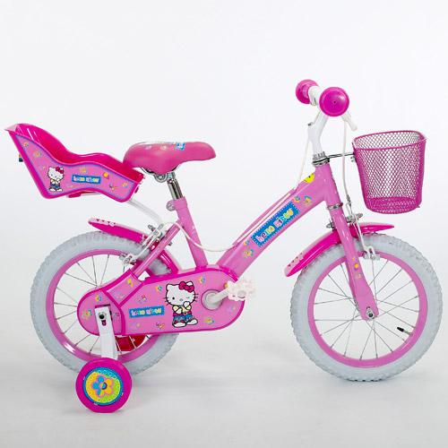 Ironway - Bicicleta Hello Kitty 14