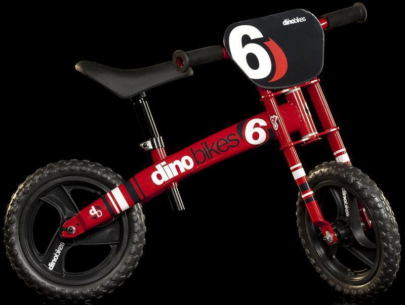 Dino Bykes - Bicicleta fara pedale R150