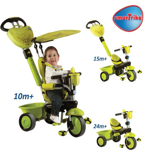 Smart Trike - Tricicleta Zoo