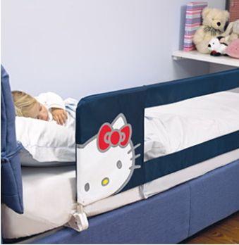 Brevi - Margine de siguranta pat 90cm Hello Kitty