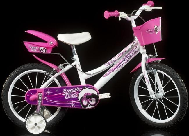 Dino Bykes - Bicicleta 16 serie 26