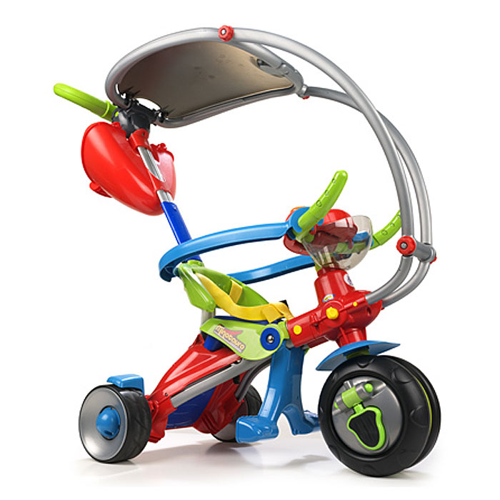 Injusa - Tricicleta Minotauro Completo