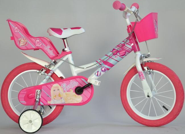 Dino Bikes - Bicicleta Barbie 16