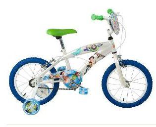 Toim - Bicicleta 16quot; Toy Story
