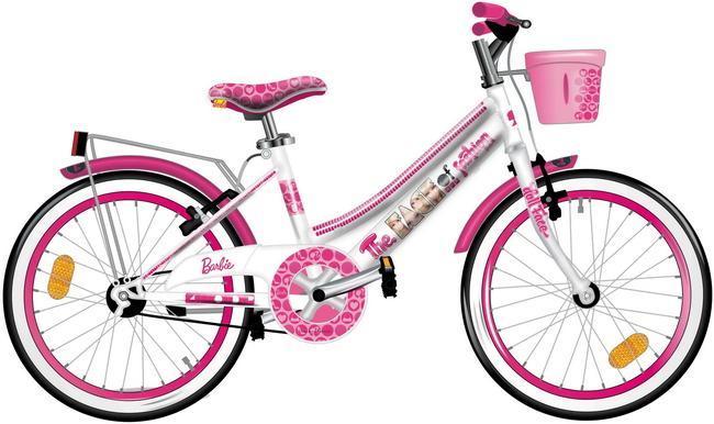 Dino Bikes - Bicicleta Barbie 20