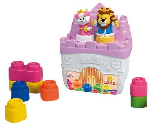 Clementoni - Set cuburi castel