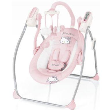 Brevi - Balansoar electric Miou Hello Kitty