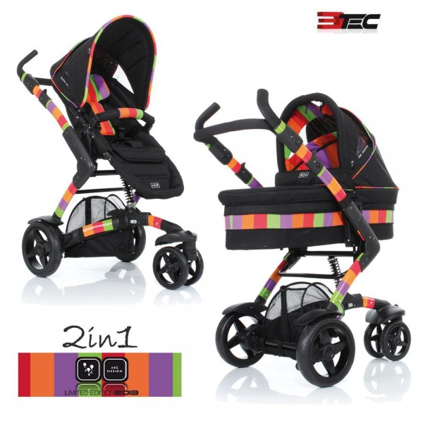 ABC Design - Carucior 3 Tec Tropical
