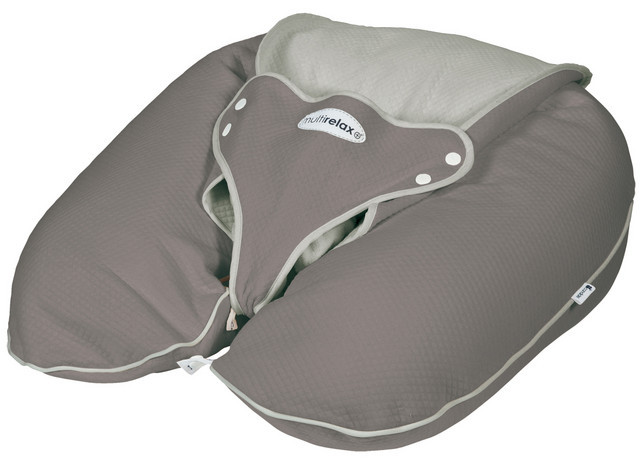 Candide - Perna alaptare 3 in 1 Multirelax Jersey Coton