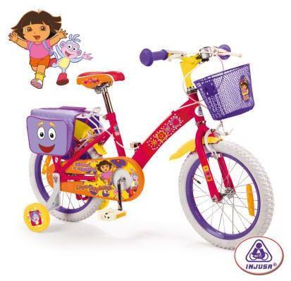 Injusa - Bicicleta copii Dora 16