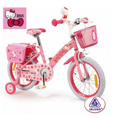Injusa - Bicicleta copii Hello Kitty 16