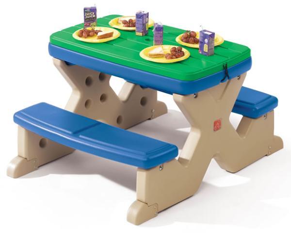 Step2 - Masuta multifunctionala picnic