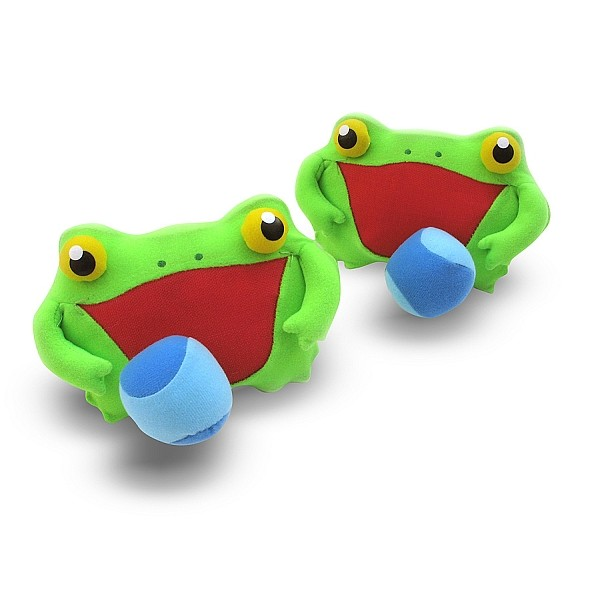 Melissa&Doug - Joc Arunca si prinde Froggy