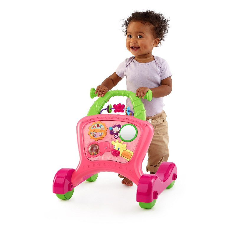 Bright Starts - Antepremergator 2 in 1 Sit-to-Strive