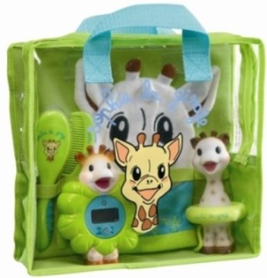 Vulli - Set igiena girafa Sophie