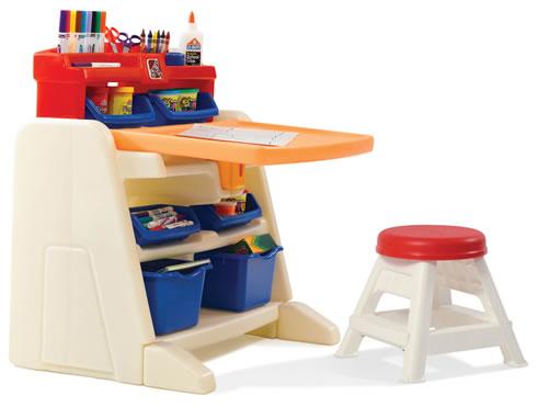 Step2 - Flip & Doodlle Easel Desk