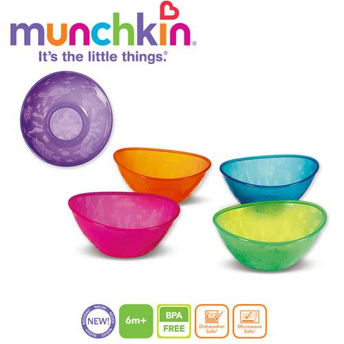 Munchkin - Set 5 boluri multicolore