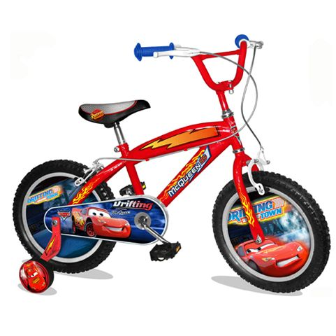 Stamp - Bicicleta Cars 16