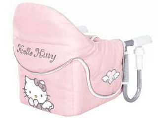 Brevi - Scaun masa Dinette Hello Kitty