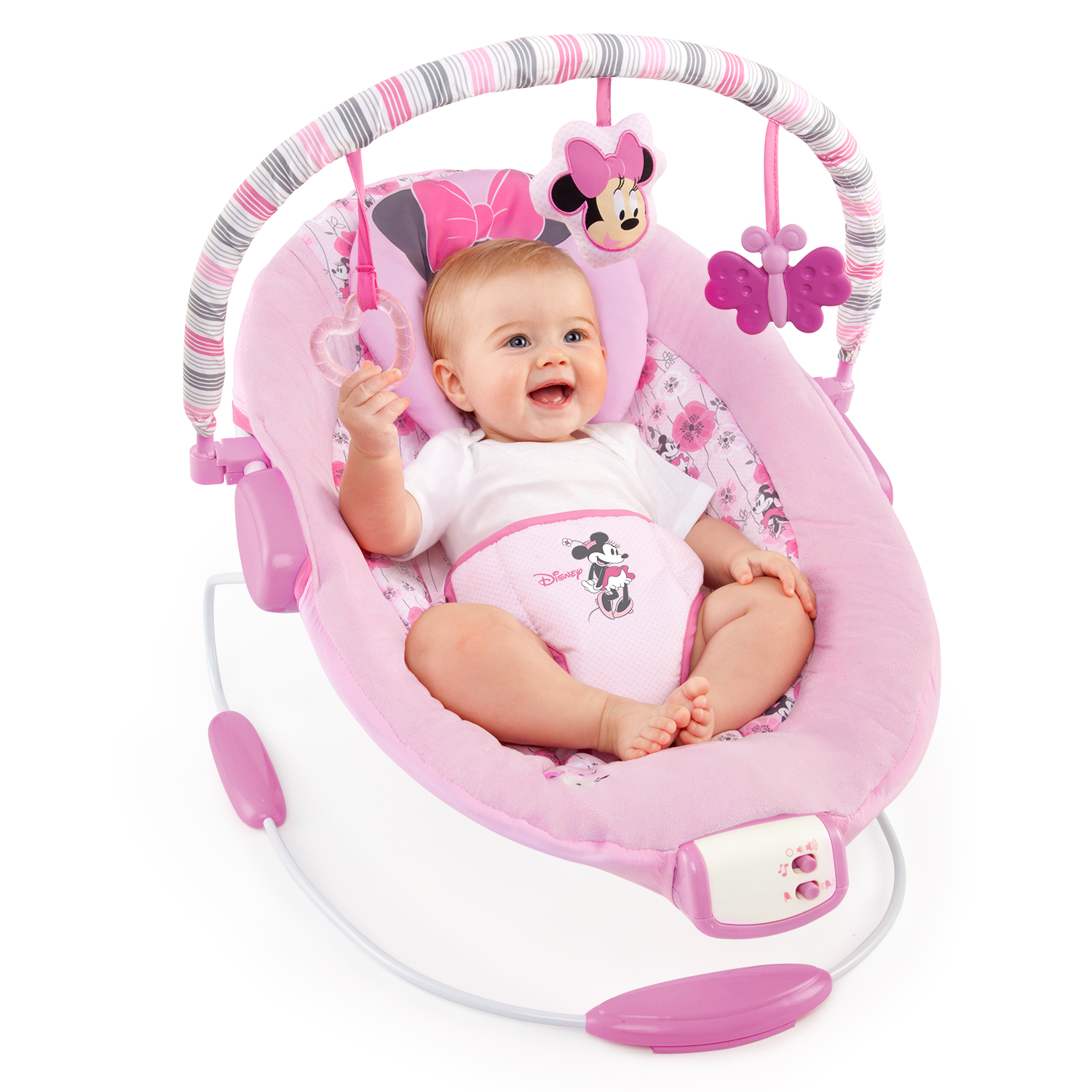 Bright Starts - Balansoar Minnie Mouse Petals Bouncer