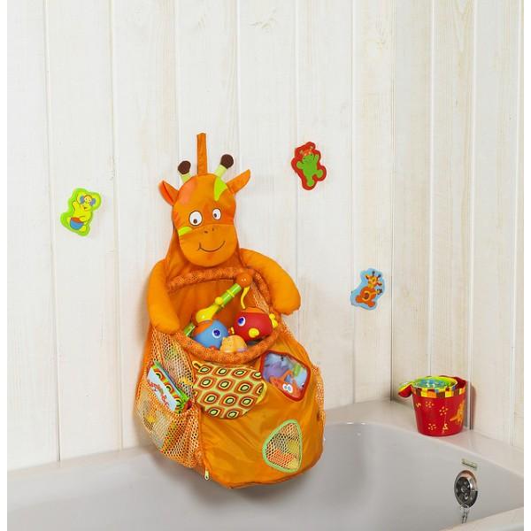 Babymoov - Saculet girafa pentru jucarii