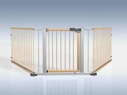 Reer - Poarta de siguranta din lemn de fag Paul