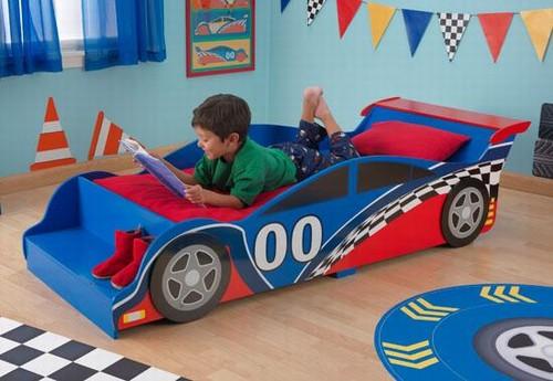 KidKraft - Pat Racecar