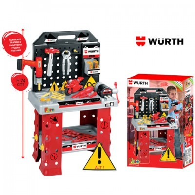 Faro Toys - Atelier auto Wurth