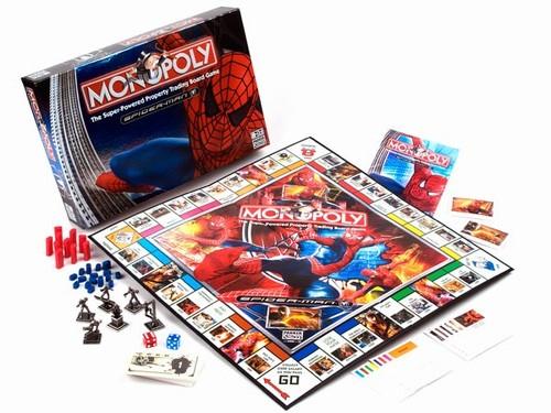 Noriel - Monopoly Spiderman