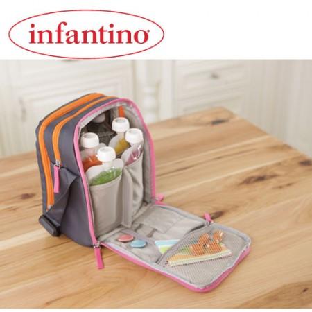 Infantino - Geanta termoizolanta Cooler Fresh Squeezed
