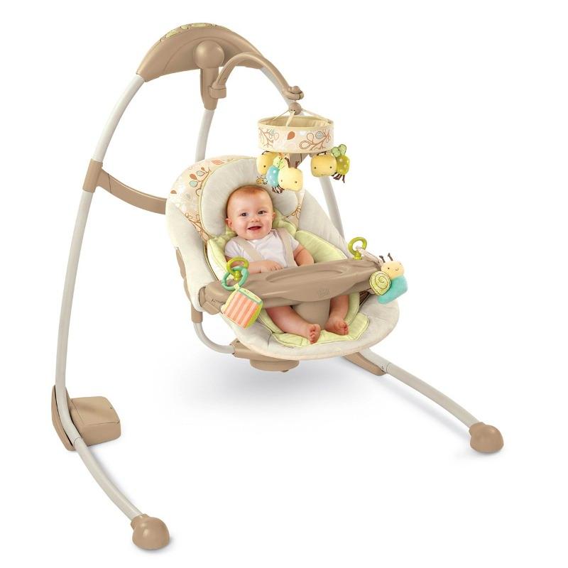 Bright Starts - InGenuity Cradle  Sway Swing