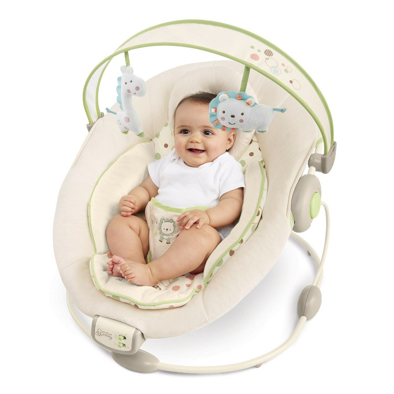 Bright Starts - Balansoar Sandstone Cradling Bouncer