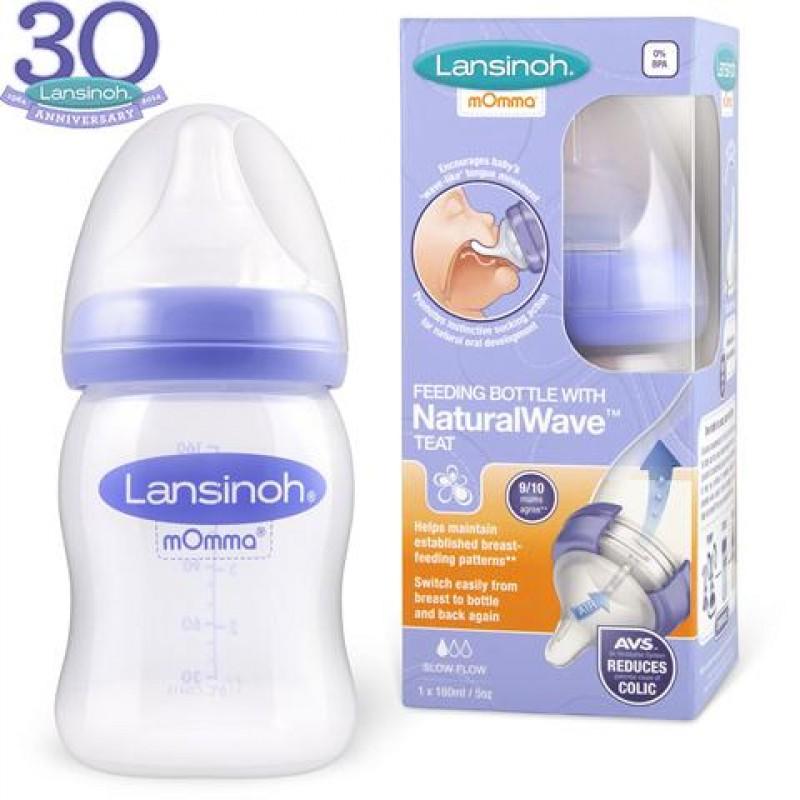 Lansinoh - Biberon 160ml