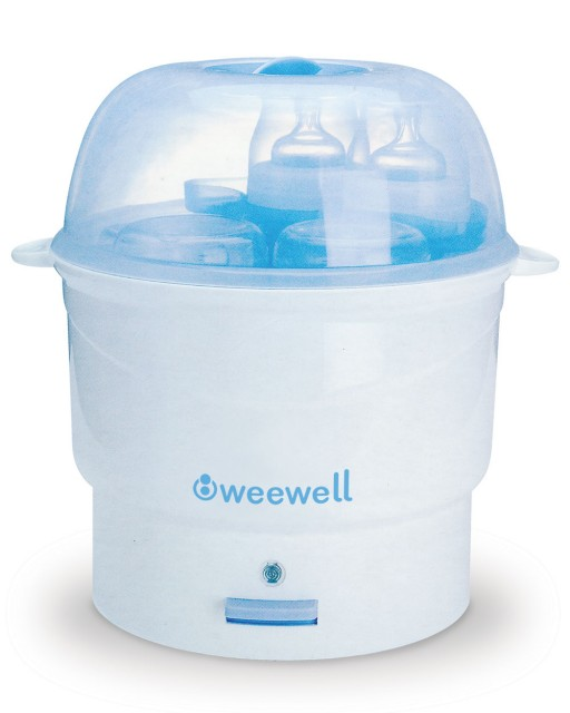 Weewell - Sterilizator 6 biberoane