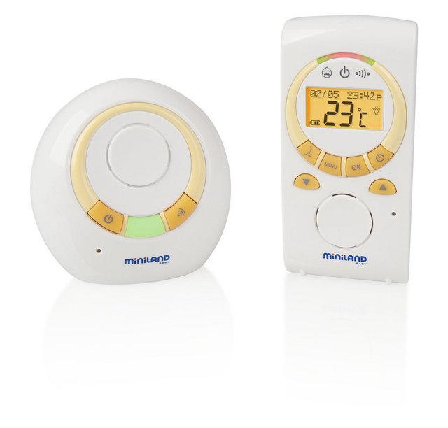 Miniland  - Interfon monitorizare copii Digital Advanced