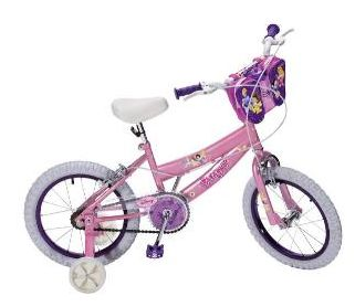 "Toim - Bicicleta 16"" Disney Princess"