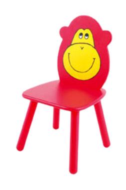 Galt - Scaun cu spatar figura maimuta
