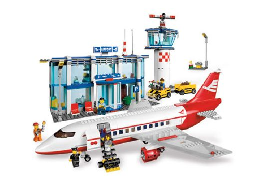 Lego - City aeroport