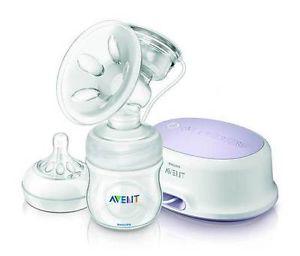Philips Avent - Pompa electronica simpla pentru san