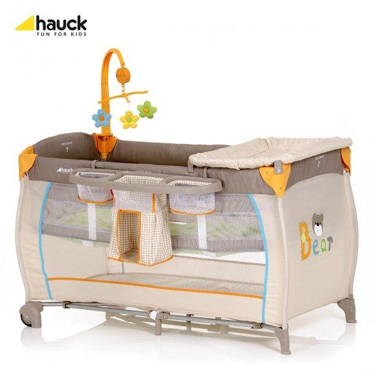 Hauck - Patut pliabil Babycenter