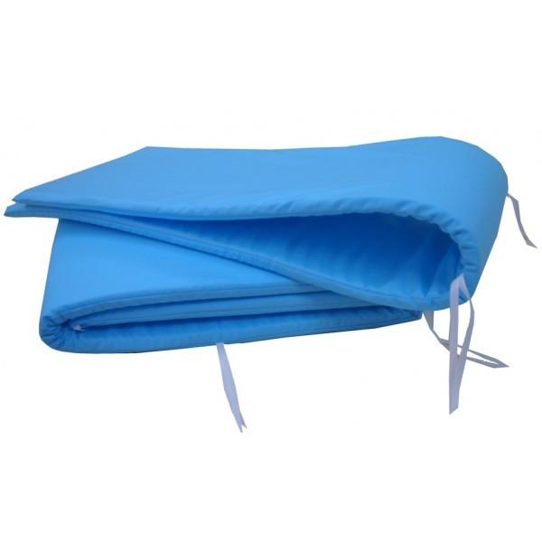 Deseda - Aparatori laterale pat cu huse detasabile h 40 cm