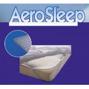 AeroSleep - Set saltea + protectie 60 x 120 Elegance