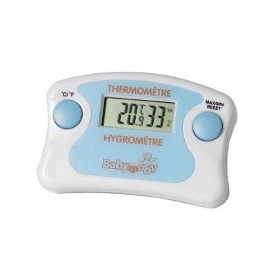 Babymoov - Termometru cu higrometru